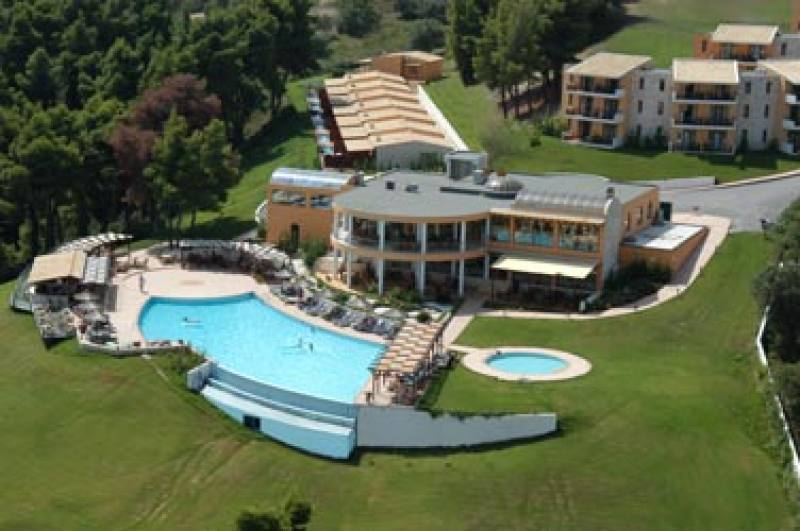 Hotel Alia Palace - Pefkochori - Chalkidiki